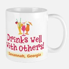 Drinks Well-Savannah, GA- Mug