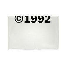 COPYRIGHT 1992 Rectangle Magnet