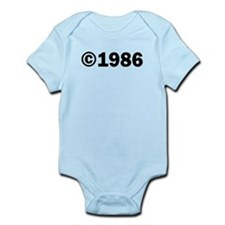 COPYRIGHT 1986 Body Suit