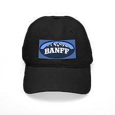 Banff Blue Baseball Hat
