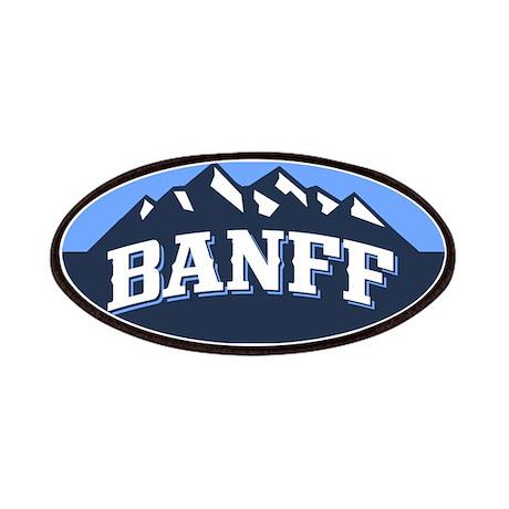 Banff Blue Patches