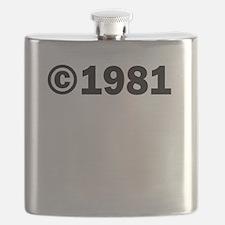 COPYRIGHT 1981 Flask