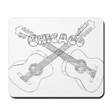 Chicago Guitars Mousepad