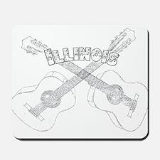 Illinois Guitars Mousepad