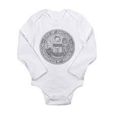 Vintage Chicago Seal Body Suit