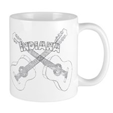 Indiana Guitars Mug