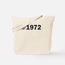 COPYRIGHT 1972 Tote Bag