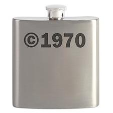 COPYRIGHT 1970 Flask