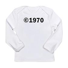 COPYRIGHT 1970 Long Sleeve T-Shirt
