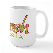 Savannah Script - Mug