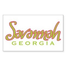 Savannah Script - Decal