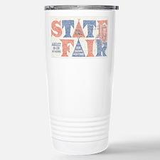 Vintage Iowa State Fair Travel Mug
