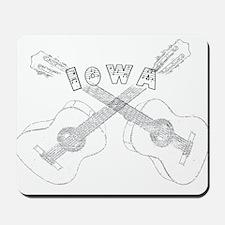 Iowa Guitars Mousepad
