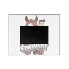 Vintage Kentucky Derby Picture Frame