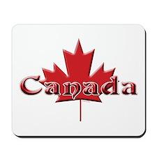 Canada: Maple Leaf Mousepad