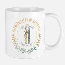 Kentucky Vintage State Flag Mug