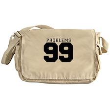 99 PROBLEMS Messenger Bag