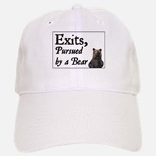 Exits, Pursued by a Bear Baseball Baseball Cap