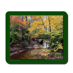 Chesapeake Arboretum Mousepad 11 07