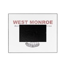 Faded West Monroe Picture Frame