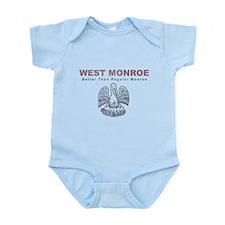 Faded West Monroe Body Suit