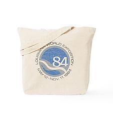 1984 Worlds Fair Tote Bag