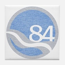 84 Worlds Fair Tile Coaster