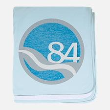84 Worlds Fair baby blanket