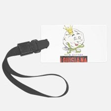 Louisiana King Cotton Luggage Tag