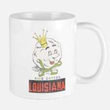 Louisiana King Cotton Mug