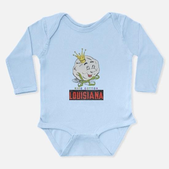 Louisiana King Cotton Body Suit