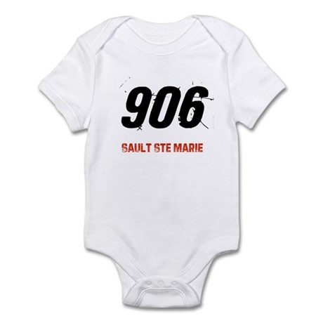 906 Infant Bodysuit