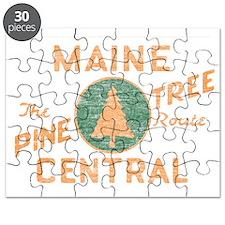 Pine Tree Route Puzzle