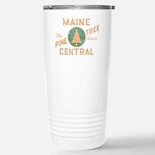 Pine Tree Route Travel Mug