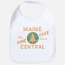 Pine Tree Route Bib