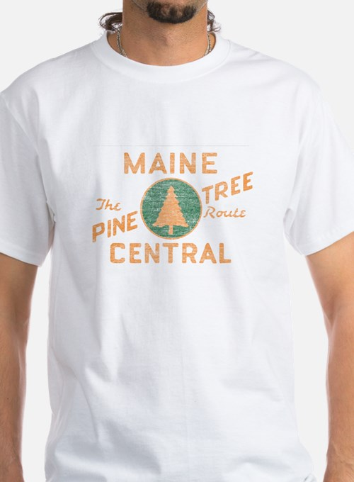 Pine Tree Route T-Shirt