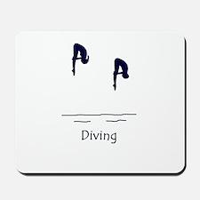 Diving Mousepad