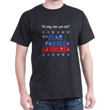 I'm Star Spangled Hammered (Dark) T-Shirt