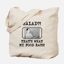 Overly Manly Man Salad Tote Bag