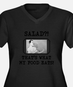 Overly Manly Man Salad Plus Size T-Shirt