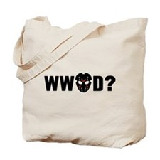 What would Jason Voorhees do? Tote Bag