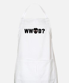 What would Jason Voorhees do? Apron