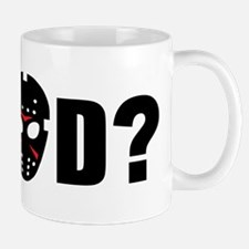 What would Jason Voorhees do? Small Small Mug