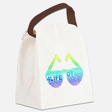 OTs are Fly Canvas Lunch Bag