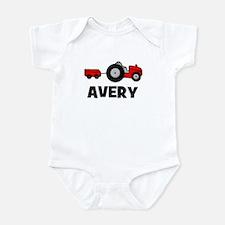 Tractor Avery Infant Bodysuit