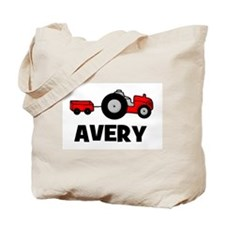 Tractor Avery Tote Bag
