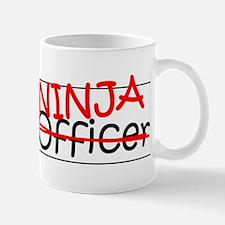 Job Ninja Loan Officer Mug