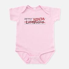 Job Ninja Lifeguard Infant Bodysuit