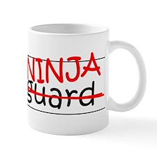 Job Ninja Lifeguard Mug