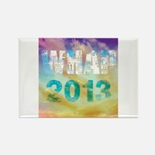 Clouded History AP Rectangle Magnet